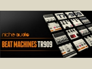 Maschine Packs: Niche Audio Beat Machines TR909 Review