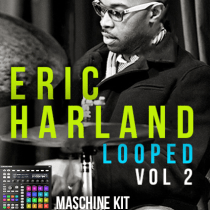 Maschine Packs: Eric Harland Drum Kit Review
