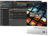 Maschine Packs: Native Instruments Halcyon Sky Review