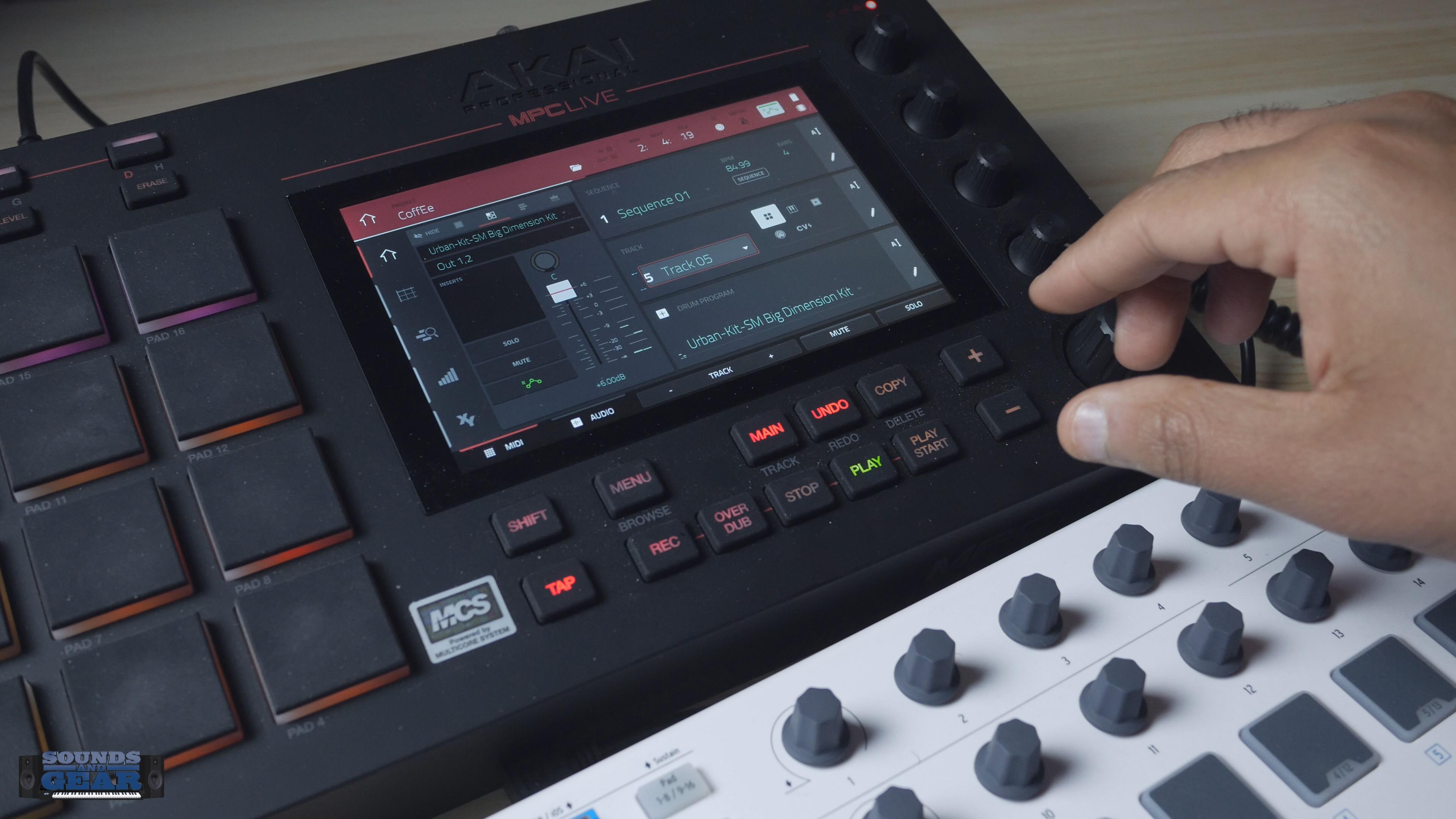 Akai MPC 2 2 Update - MIDI Mapping In Standalone Mode
