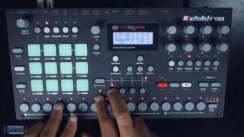 Making Boom Bap Beats on the Elektron Analog RYTM