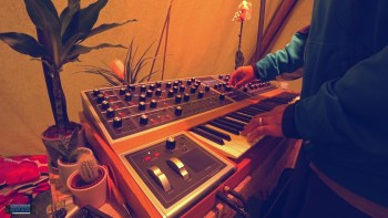 Playing the Moog One – Cinematic & Ambient Sounds