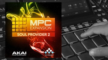 Demo: Akai Soul Provider 2 MPC Expansion