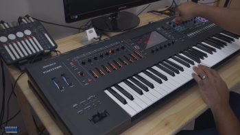 My First Thoughts on the New Roland Fantom 6