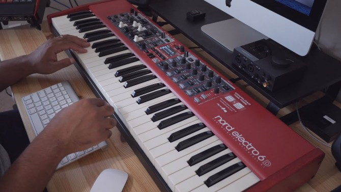Nord Electro 6D – Customizing the Piano Libraries