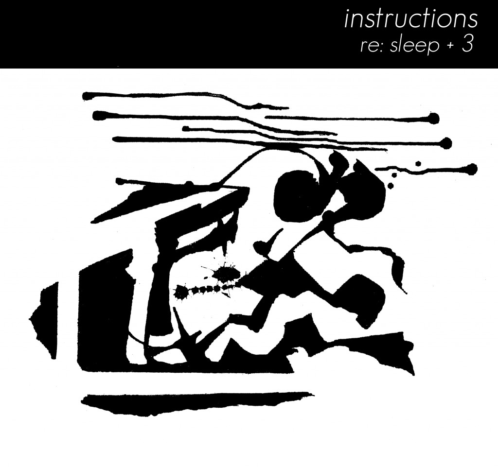 Instructions-re: sleep EP