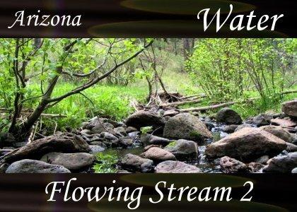 SoundScenes - Atmo-AZ-Prescott - Flowing Stream 2