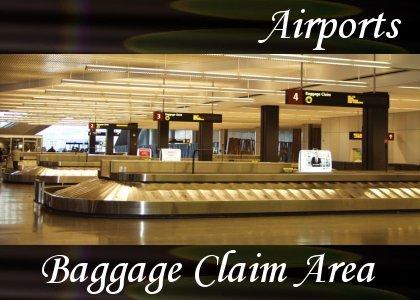 Baggage Claim Area 1