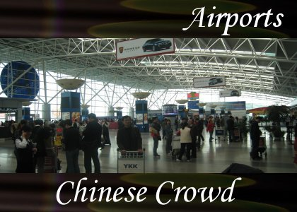 SoundScenes - Atmo-Airport - Chinese Crowd