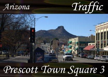 SoundScenes - Atmo-Arizona - Prescott Town Square Traffic 3