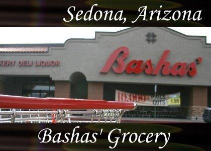 SoundScenes - Atmo-Arizona - Sedona, Bashas Grocery
