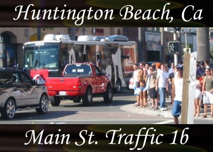 SoundScenes - Atmo-California - Huntington Beach, Main Street Traffic 1b