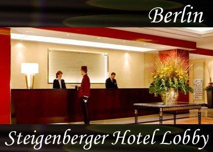 SoundScenes - Atmo-Germany - Berlin, Steigenberger, Hotel Lobby