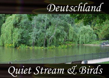 SoundScenes - Atmo-Germany - Deutschland, Quiet Stream and Birds