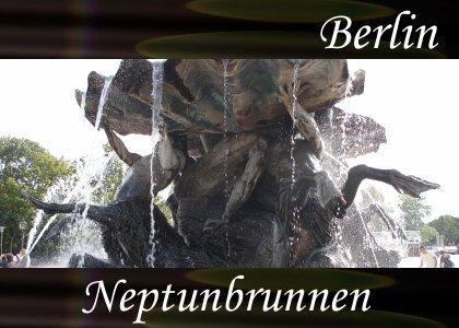 SoundScenes - Atmo-Germany - Neptunbrunnen