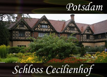 SoundScenes - Atmo-Germany - Potsdam, Schloss Cecilienhof