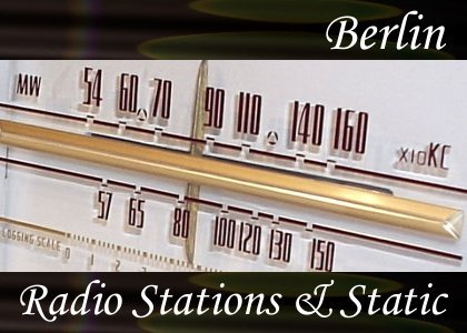 SoundScenes - Atmo-Germany - Radio Stations and Static