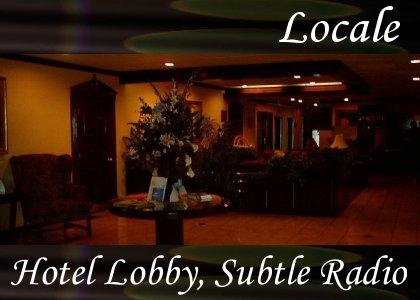 SoundScenes - Atmo-Locale - Hotel Lobby, Subtle Radio