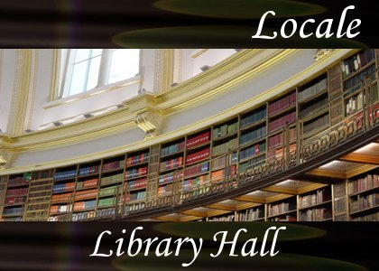 SoundScenes - Atmo-Locale - Library Hall