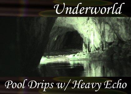 SoundScenes - Atmo-Underworld - Pool Drips with Heavy Echo 1