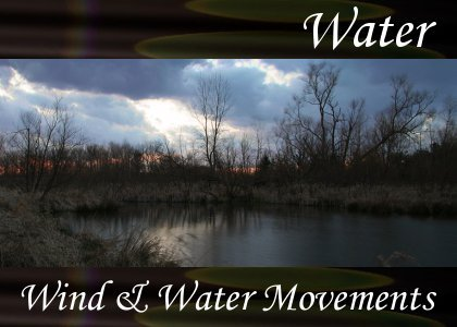 SoundScenes - Atmo-Water - Wind and Water Movements