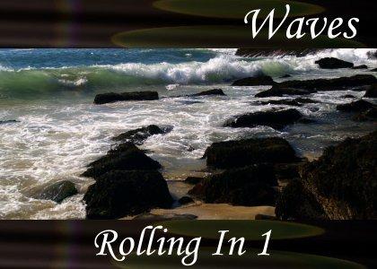 SoundScenes - Atmo-Waves - Rolling In 1