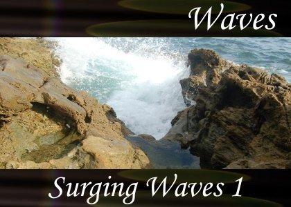 SoundScenes - Atmo-Waves - Surging Waves 1