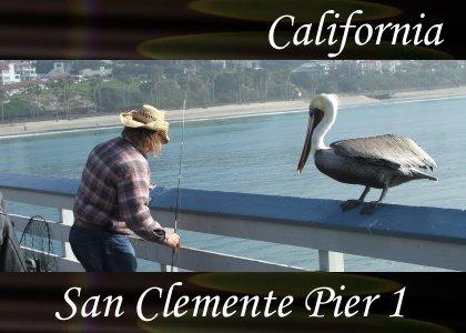 SoundScenes - SL Atmo-Harbor - San Clemente Pier 1