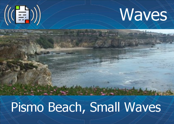 km-atmo-waves – pismo beach, small waves