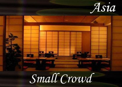 SoundScenes - Atmo-Asia - Small Crowd