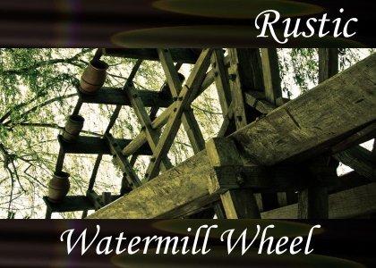 Watermill Wheel 0:30