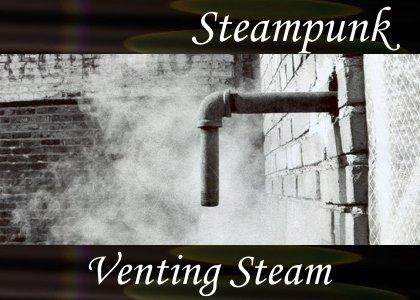 SoundScenes - Atmo-Steampunk - Venting Steam 1