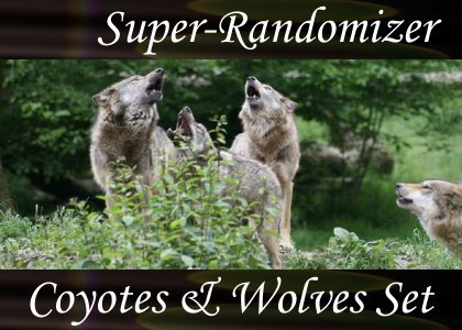 Coyotes and Wolves (61 Sounds)