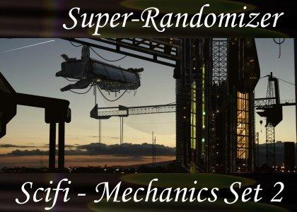 Mechanics Set 2 (30 Sounds)