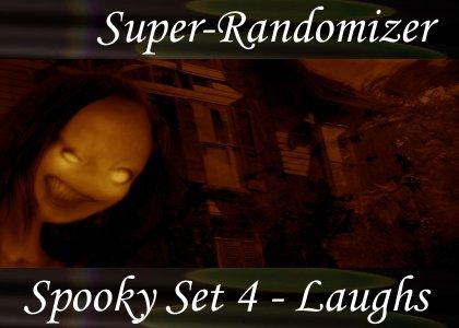 Spooky Set 04 – Laughs (37 Sounds)