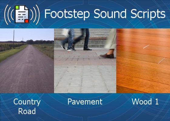 km – footstep sound scripts – box 01