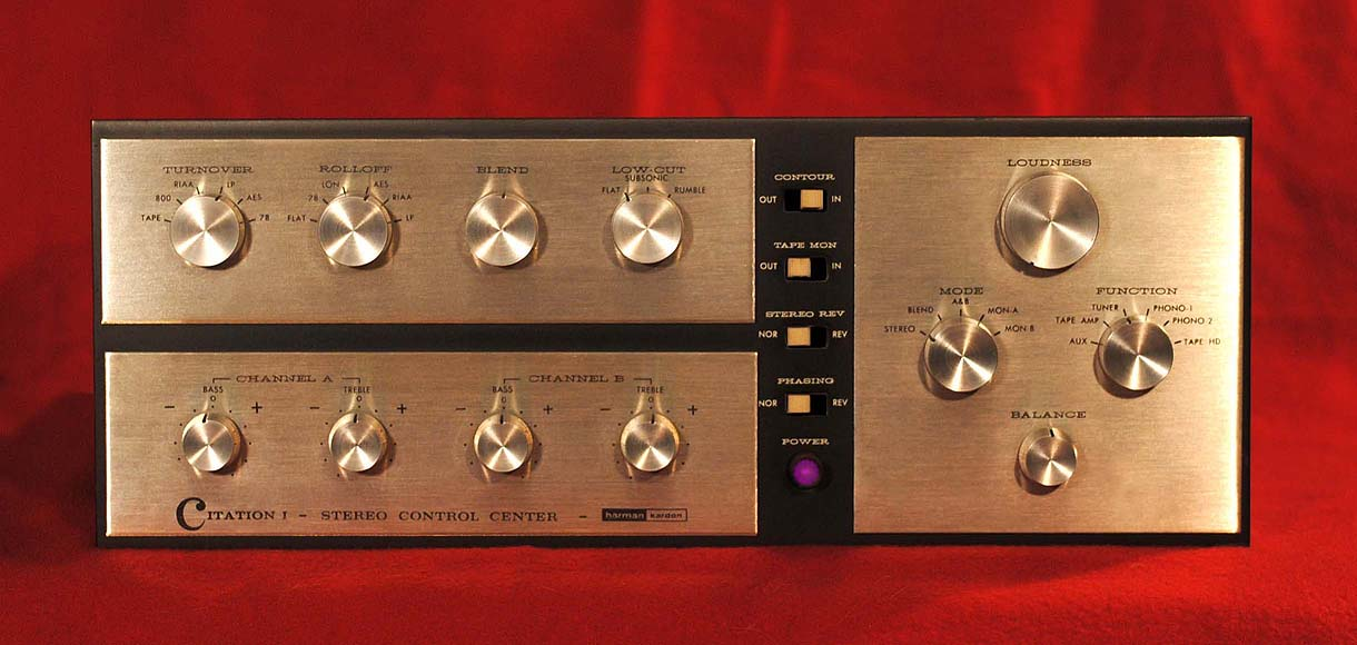 Vintage Audio Restoration  Vintage Audio Service