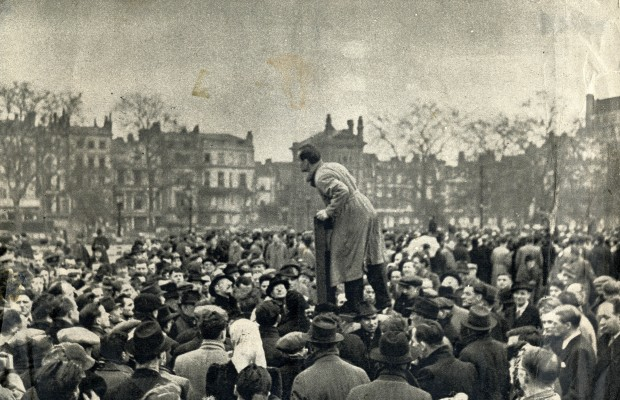 Sounds from the Park  About Speakers Corner