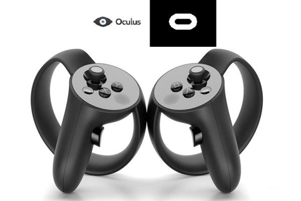 Oculus Rift Touch Controller