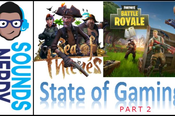 state of gaming
