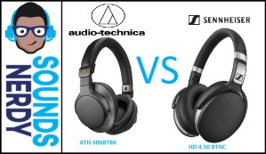 Audio Technica Sennheiser