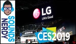 CES Preview LG