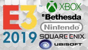 E3 2019 BACKGROUND