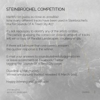 Steinbrüchel Competition: Win A Copy of 'Parallel Landscapes'