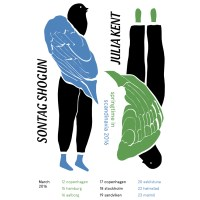 Julia Kent & Sontag Shogun: Scandinavian Tour