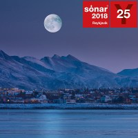 Sónar Reykjavík 2018 (16-17 March)