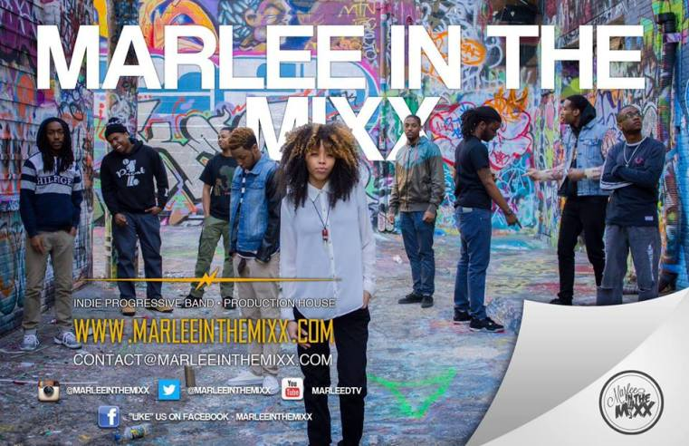 Marlee In The Mixx - Mashing-Up Genres In Your Mic 4