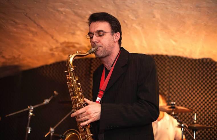 Bruno Viala a.k.a. Saxo Bleu: Swiftly, Soulful and Funky 3