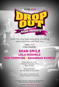 drop out 3