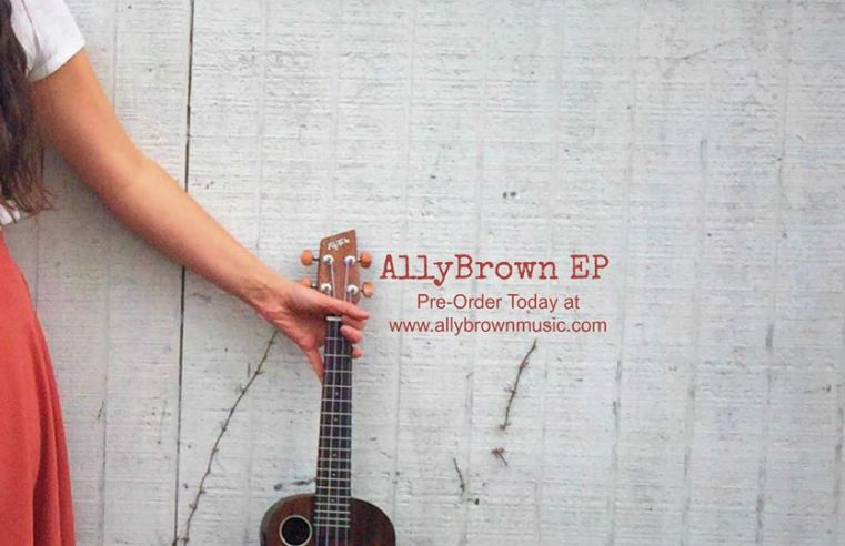 "Ally Brown: Interview with a ""Ukulady"" Extraordinaire 1"